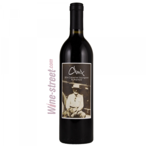 2014 Chaix Rutherford Cabernet Sauvignon