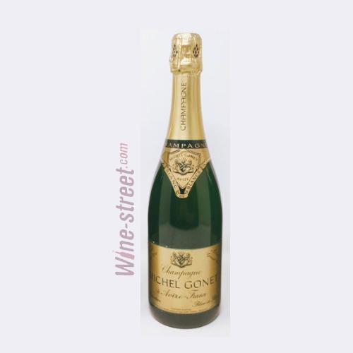 2011 Champagne Michel Gonet Grand Cru