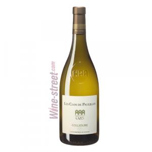 2014 Clos De Paulilles White Cotes Du Roussillon