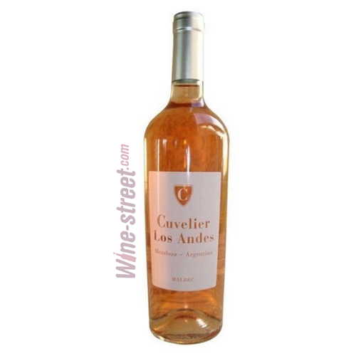 2018 Cuvelier Los Andes Rose