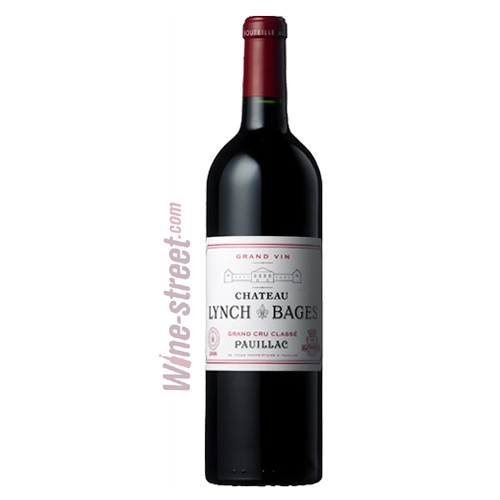 1989 Lynch Bages