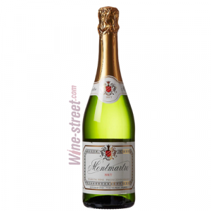 Montmartre Sparkling Wine NV Brut Charmat Cuvee