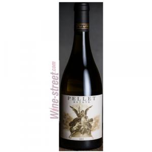Pellet Estate Un-oaked Chardonnay, Sun Chase Vineyard, Sonoma 2016