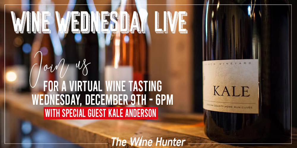 Wine Wednesday with Special Guest Named